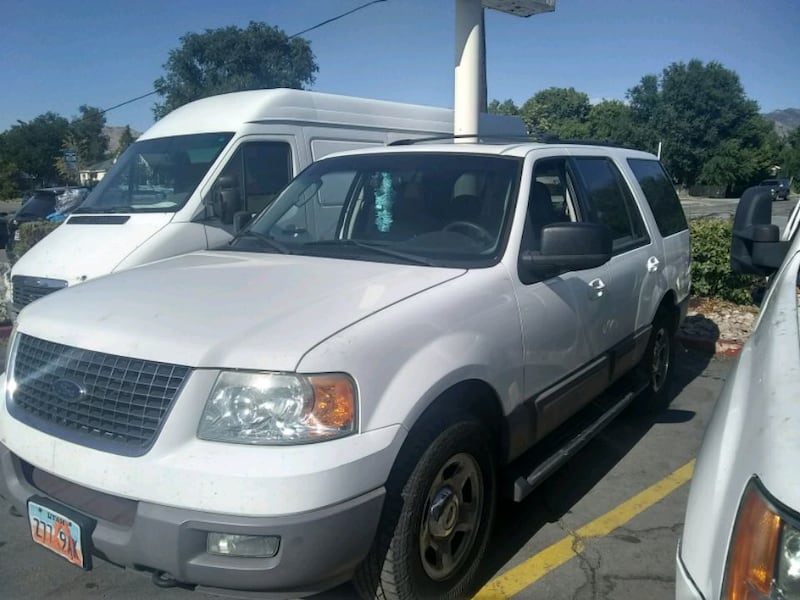 2003 ford expedition 1