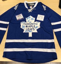 Authentic Toronto Maple Leafs Autographed Jersey