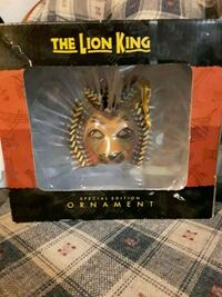 Disneys Lion King Ornament Des Moines, 50320