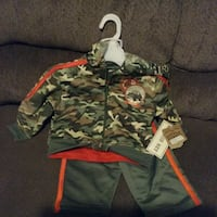 3piece boys outfits size 12month  Norfolk, 23518
