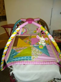 Reduced Infantino baby gym.