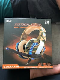 Gaming headset for computers  Virginia Beach, 23451