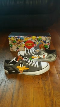 Looney tunes Converse limited edition