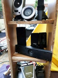 black home theater system Edmonton, T5B 0S1