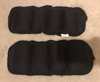 Ankle weights 2.5kg each Vancouver, V6P 3K5