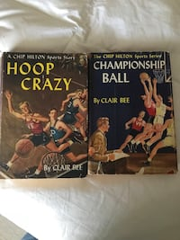 Vintage Books by Clair Bee