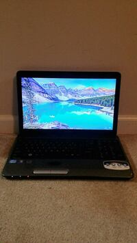 black and gray HP laptop Gaithersburg