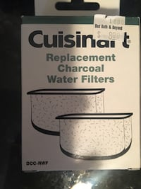 Cuisinart Replacement Charcoal Water Filters Ashburn, 20147