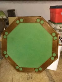 green and brown poker table Desloge, 63601