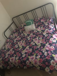 selling bed & mattress, pillow and beddings not included Alexandria, 22304