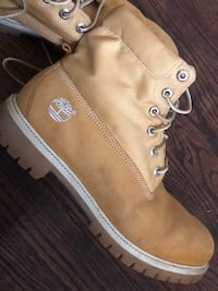 Size 12 Water proof Timberlands  Hamilton, L8K 5S7