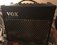 black and gray Fender guitar amplifier Newark, 07114