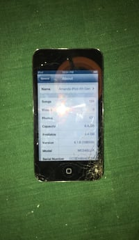 iPod Touch 4th Gen 8GB Knoxville, 37920