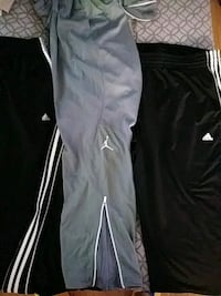 Adidas and Jordan silky pants Fremont, 94538