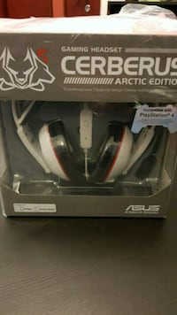 Asus gaming HEADSET ny Oslo