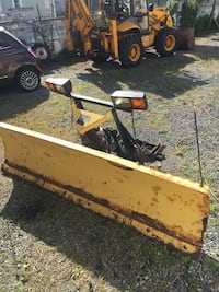 Minute mount 1 fisher plow 7 1/2 Waltham, 02451