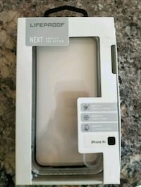 IPHONE 10 xr lifeproof case