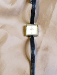 Coach Swiss Quartz Black Leather Watch  Kitchener, N2G