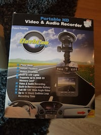 Portable HD video and audio recorder  London, N6C 5A9