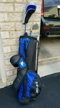 Kids Golf Club bag & set  Gainesville, 20155