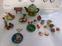 Mini Tea Sets and Other Miniatures  Smithland, 42081