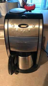 Cuisinart Coffee Grinder/Maker Liberty Lake, 99019