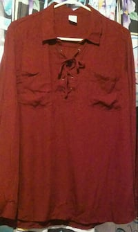 Women's top 2XX(20) $10 Bakersfield, 93307