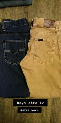 Brand new boys jeans size 12 Brainerd, 56401