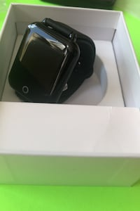 BRAND NEW smart watch works with iPhone and android