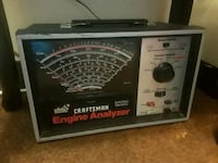 Craftsman Engine Analyzer  2356 mi