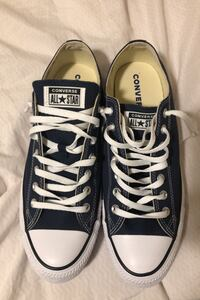 Navy Blue Converse Edmond, 73003