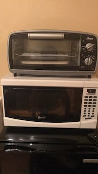 Toaster oven and microwave oven New York, 11361