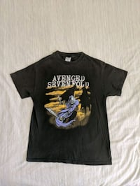 Avenged Sevenfold medium t-shirt Ajax, L1Z 0K6