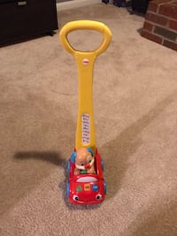 Fisher Price Laugh and Learn Push Car Woodbridge, 22192