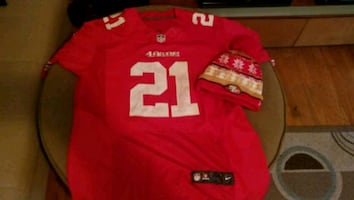 NFL Jersey and bennie