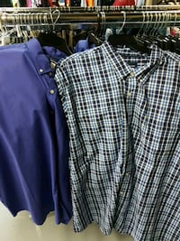 NWT BIG & TALL MEN'S SHIRTS 3X 4X 5X LOT Sherwood Park, T8A 4W5