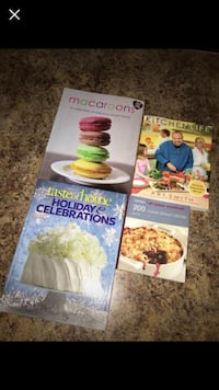 Never used cookbooks  Kitchener, N2E 0E6