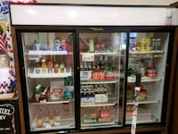 black and white commercial refrigerator Oakdale, 95361
