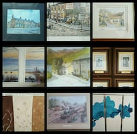 Signed Prints And Canvase  Cleckheaton, BD19 4TJ