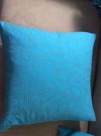 Set Of Down Filled Throw Pillows