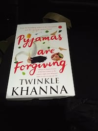 Book pajamas are forgiving-Twinkle Khanna Toronto, M6S 2P3