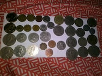 assorted color coin collection lot Tallahassee, 32303