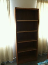 Bookcase 5 shelves Owings, 20736