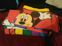 Twin Mickey bed sheets Powell, 37849
