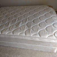 Back Sense Medi-Coil Therapedic Queen Sized Mattress  Olney
