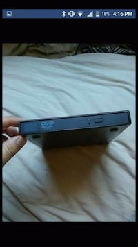 External cd/dvd player and burner Indio, 92201