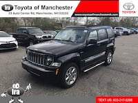 2012 Jeep Liberty Limited Jet MANCHESTER