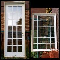 Beautiful high quality matching door and window Charlotte, 28214