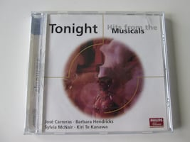 Original CD Tonight Hits From Musicals