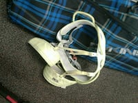 white and blue corded headphones Hagerstown, 21740